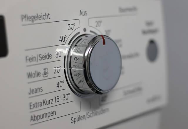 Pdas bei 30 - 60°C in der Maschine waschen